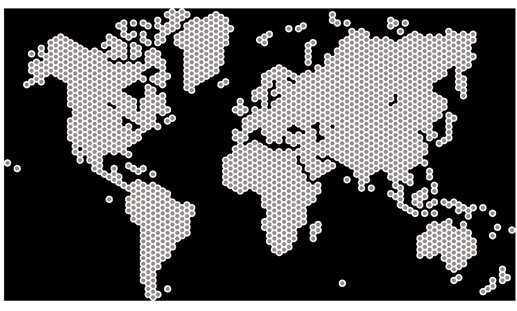 lg ads office world map