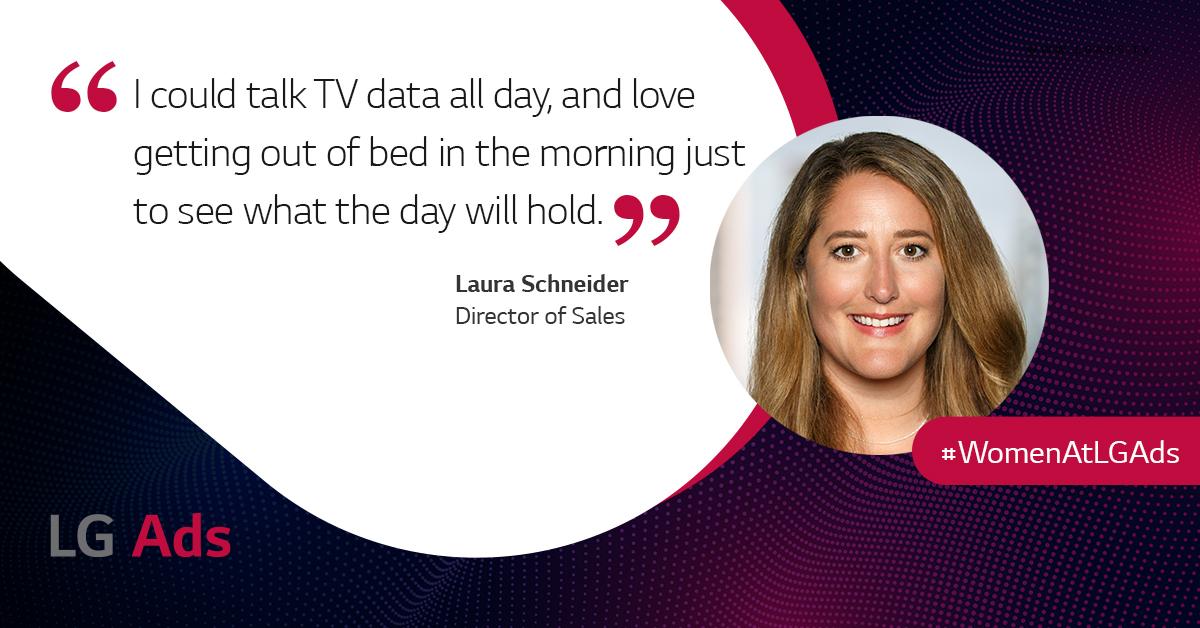 Ladies at LG Ads laura